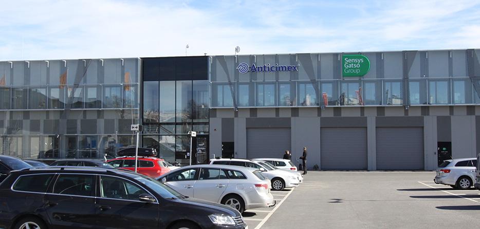Anticimex flyttar till nytt kontor