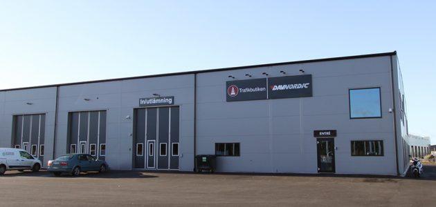 Trafikbutiken flyttar till ny lokal på Hedenstorp