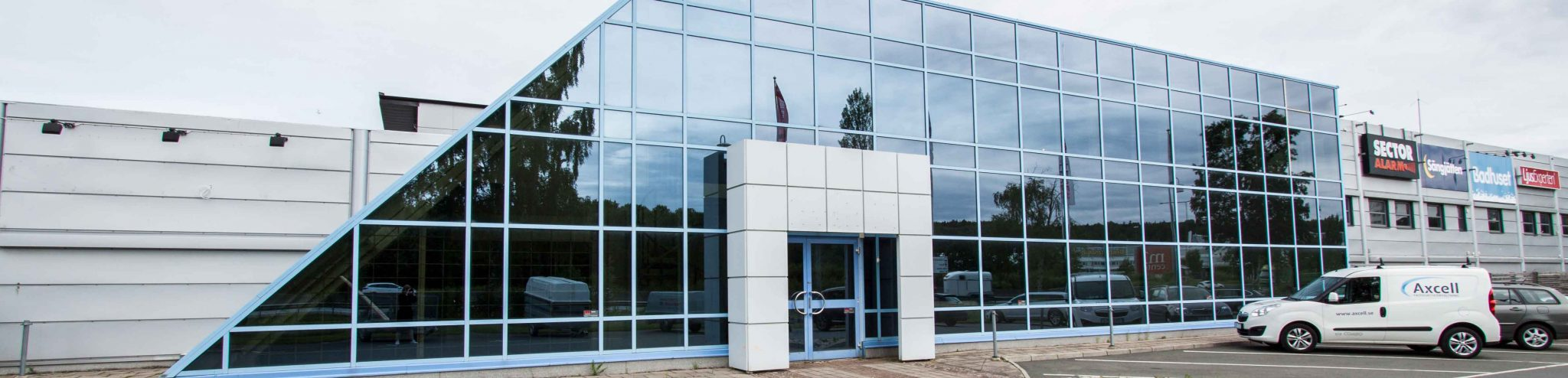 Ledig kontorslokal mitt på Elmia i Jönköping
