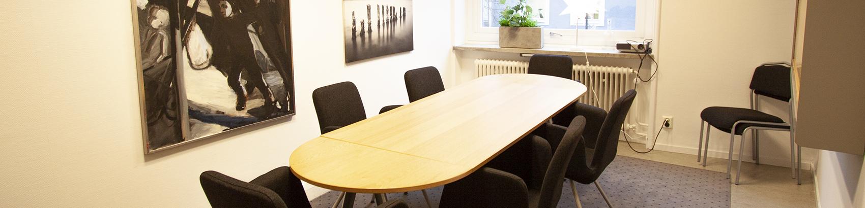 konferens och mötesrum i lokalen
